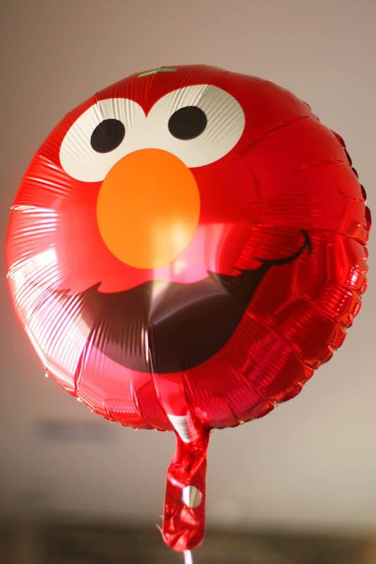 elmo coloring pages birthday balloon - photo#29