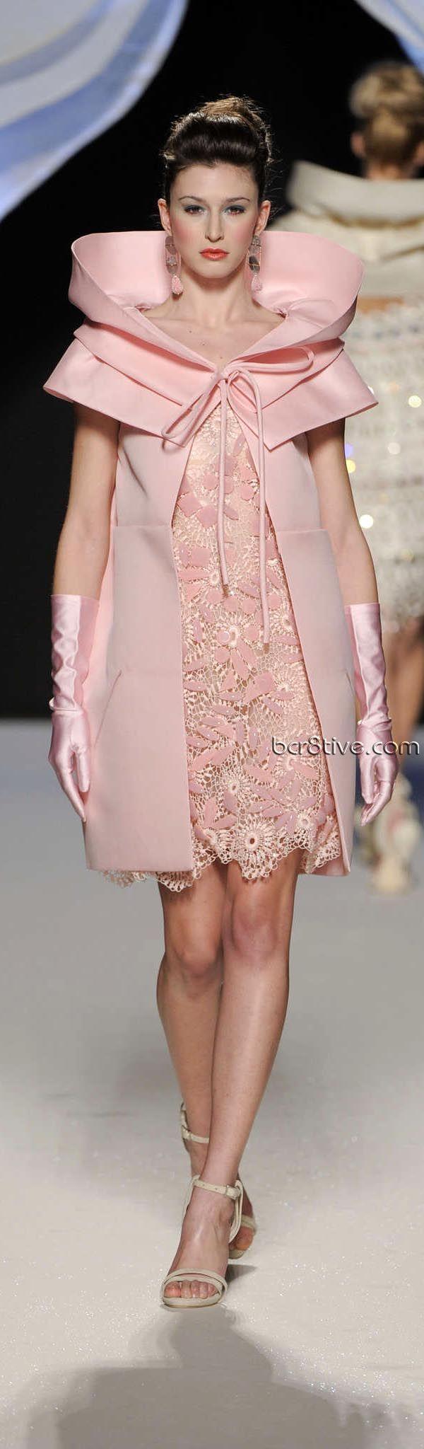 Гаттинони весна лето Couture 2010