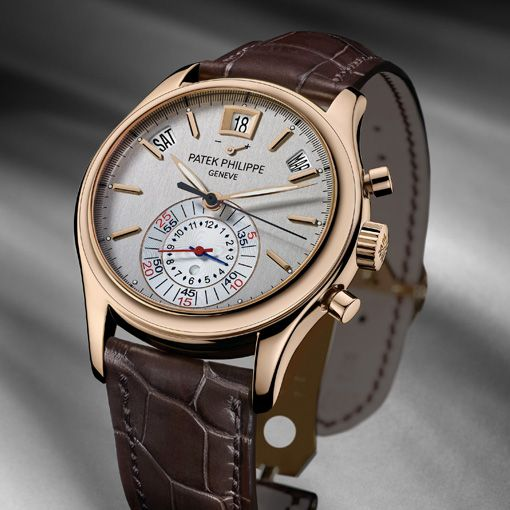 Fancy - Annual Calendar and Chronograph on Patek Philippe 5960RAuthentic Watches, Mens Watches, Ladies Watches, Fossil Watches, Seiko Watches