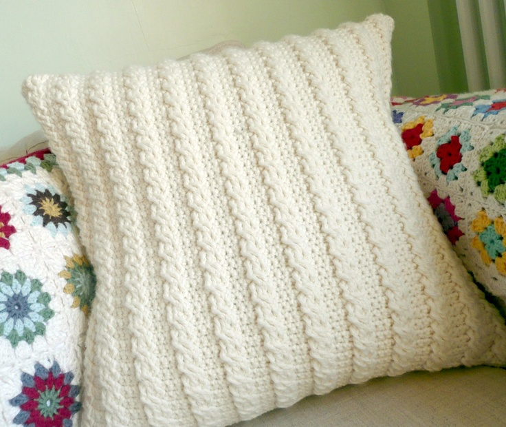 If only I could do cabels | Crochet | Pinterest