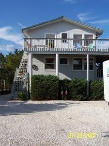 Friendly Beach House only Second from the Ocean in Barnegat Light New ...