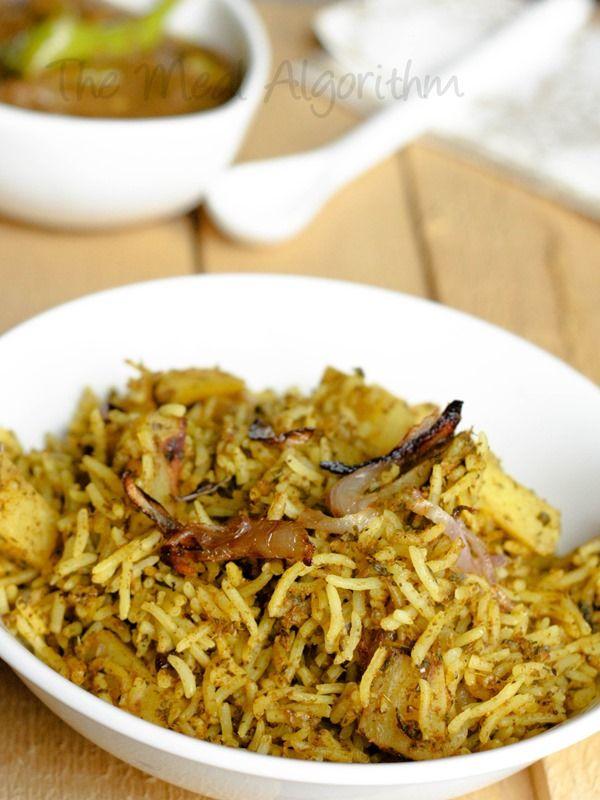 Vegetable Biryani | Indian | Pinterest