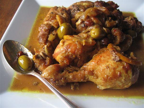 Chicken Tagine (Moroccan Chicken) | Food Love: Chicken | Pinterest