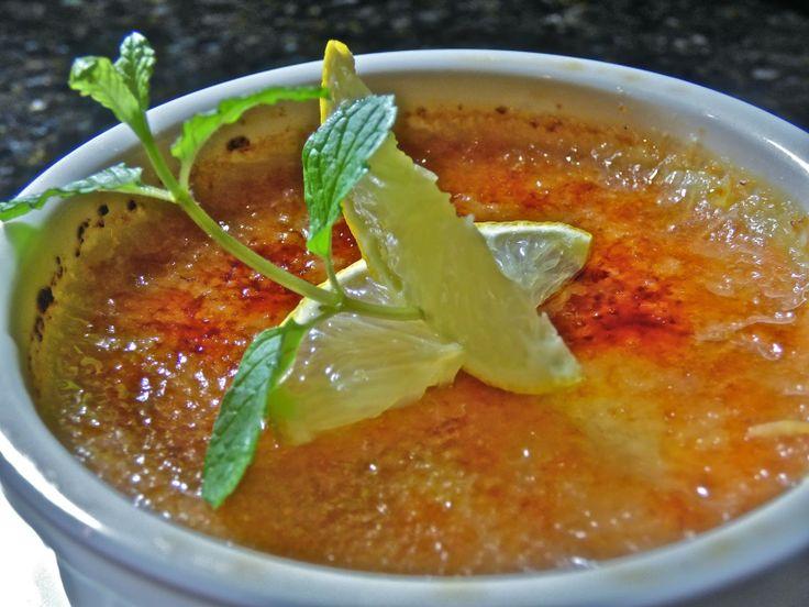 Zitrus Crème Brûlée — Rezepte Suchen