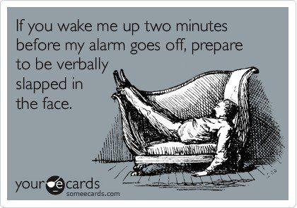i love my sleep :)