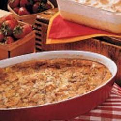 Maple Caramel Bread Pudding | Recipe