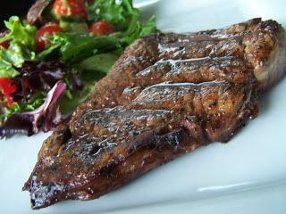 Whiskey-Balsamic Steak | Lunch,Dinner and More | Pinterest