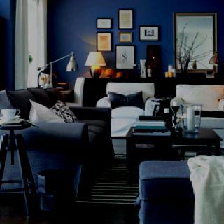 Ikea living room ideas: A calm, relaxing room