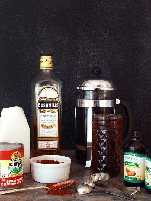 DIY Irish Cream Liquor | In the kitchen | Pinterest