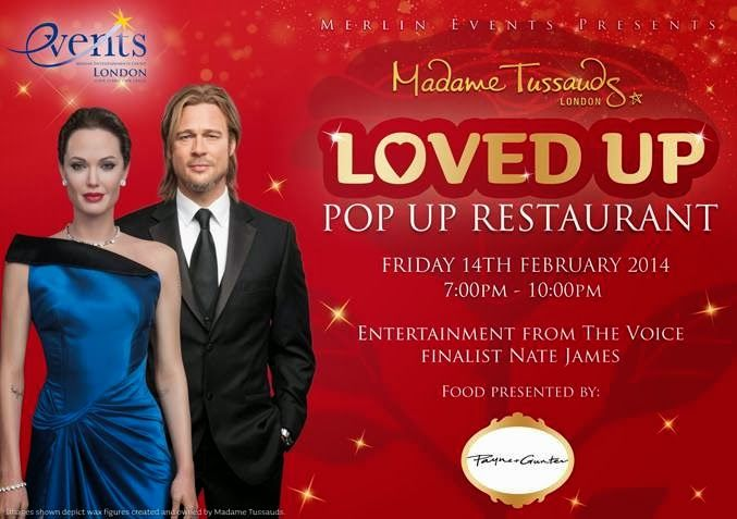 valentine night london