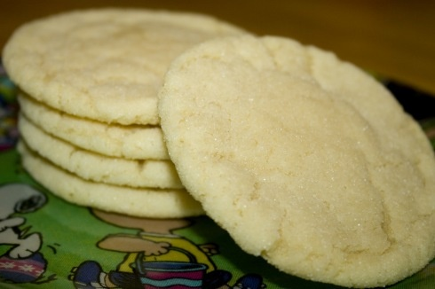 Bakery Style Sugar Cookies | Recipes | Pinterest