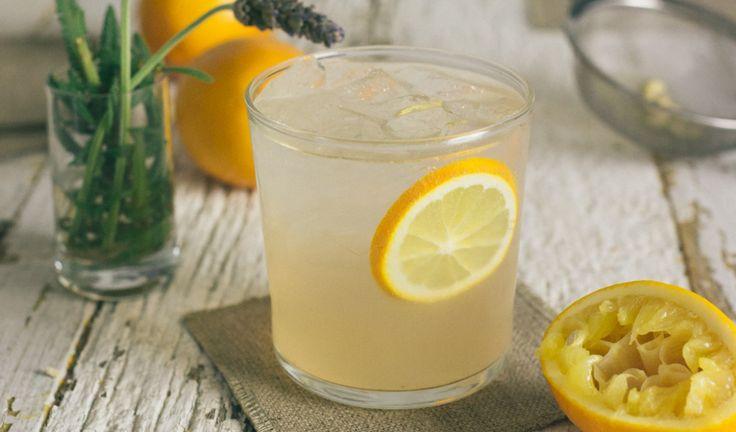 Meyer Lemon & lavender Collins | wondering if could sub the lavender ...