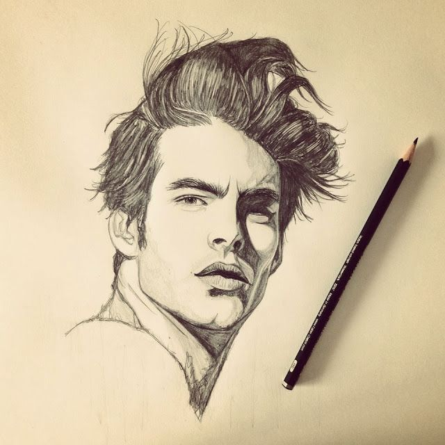 fashion sketch of male model pretty sketches pinterest
