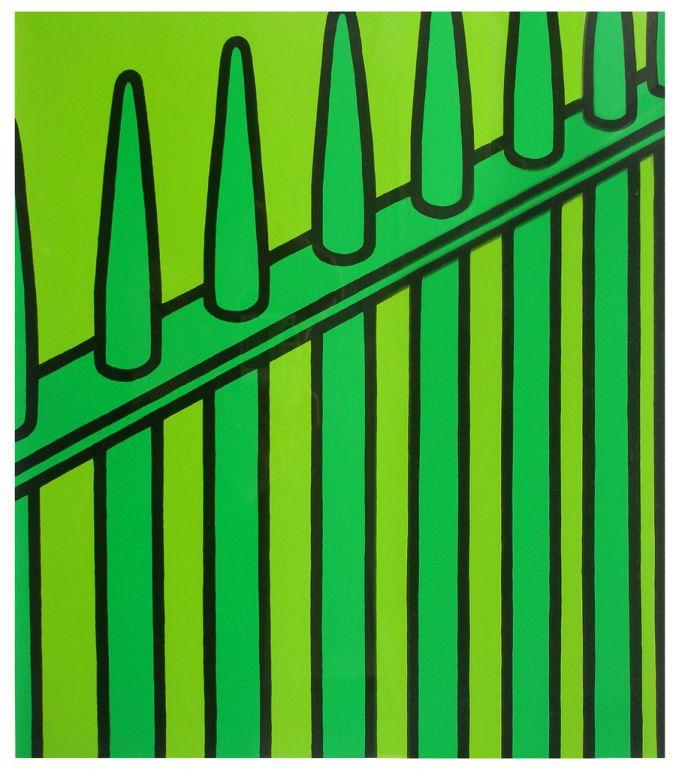 Patrick Caulfield | abstract inspirations | Pinterest
