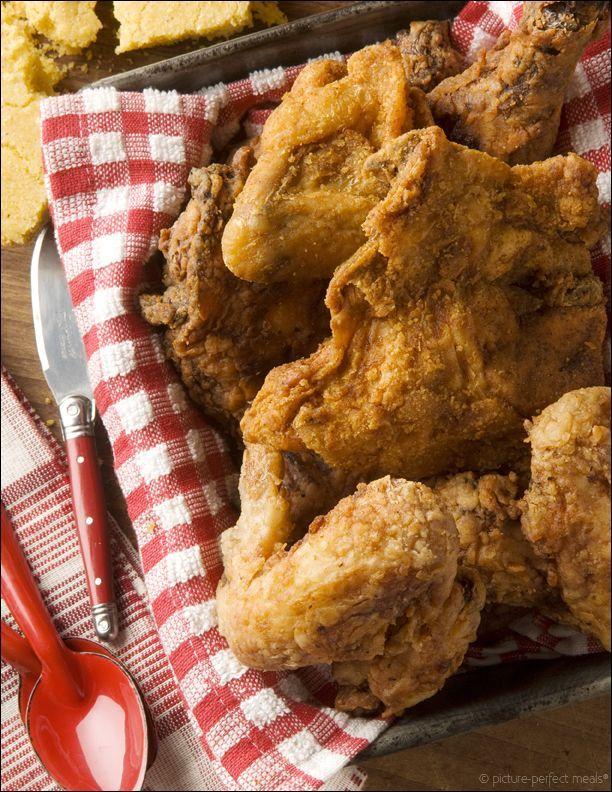 Buttermilk Fried Chicken | Chicken Recipes | Pinterest