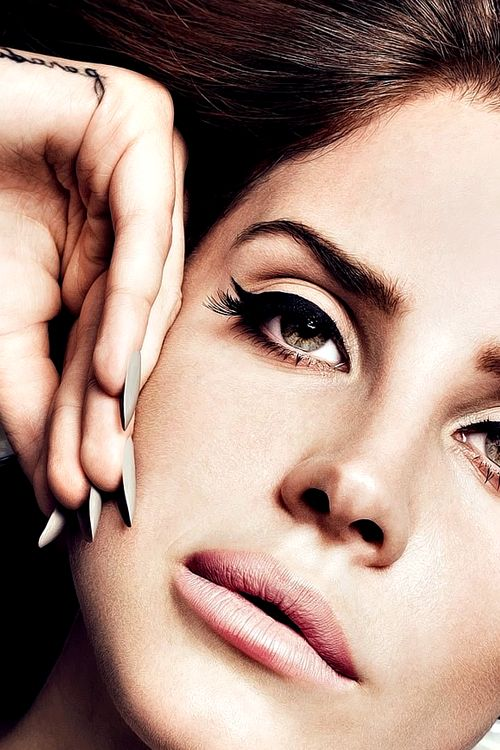 Lana Del Rey Mod Makeup Self Tips Tricks