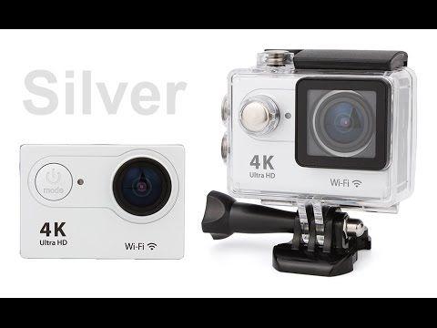 Экшн камера с алиэкспресс h9