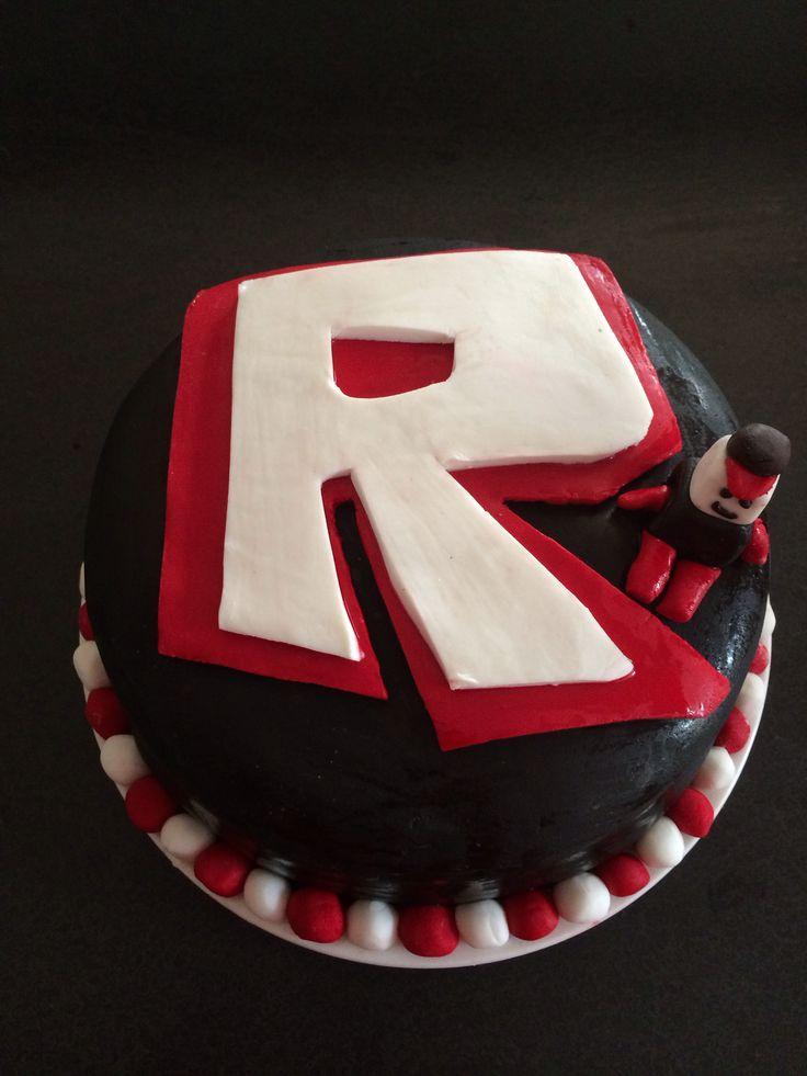 Roblox Cake Kids Cakes Pinterest