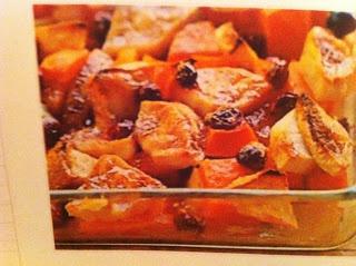 butternut squash apple & cranberry bake | Vegetarian recipes. | Pinte ...
