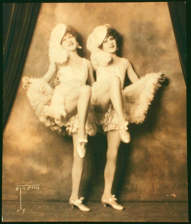 Burlesque girls | THE NANCE: 1930s Fashion | Pinterest
