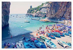 Gray Malin - Praiano, Amalfi Coast
