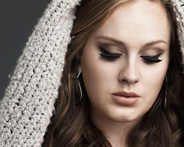 Adele fake eyelashes products i love pinterest for Adele salon services
