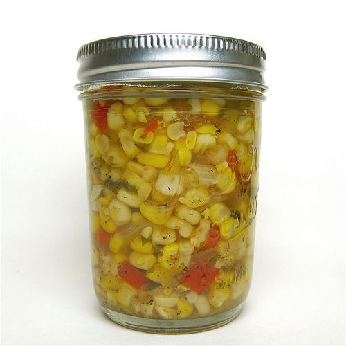 Corn Relish Canning Recipe | JUST CAN IT | Pinterest