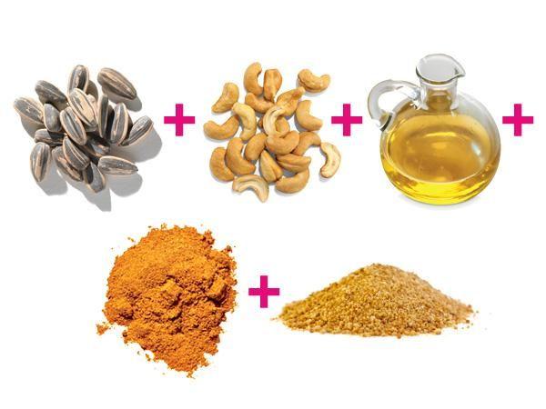 Nut Butters Anyone Can Make: Sunflower Cashew Cinnamon Butter http ...