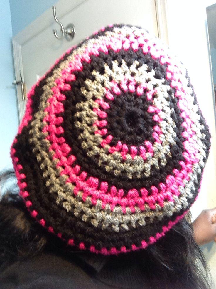 Crochet Rasta Hat All things crochet Pinterest