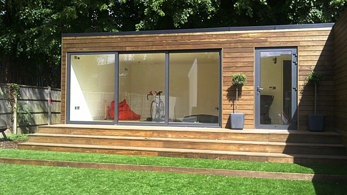 The Contemporary Box  Modern Shed []^^^[]  Pinterest