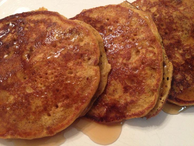 pumpkin praline pancakes | Fall Recipes | Pinterest