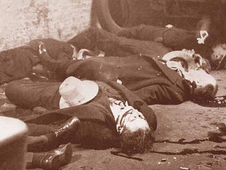 st valentine massacre band