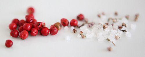 Pink Peppercorn Ice Cream | Recipes - Sweets | Pinterest