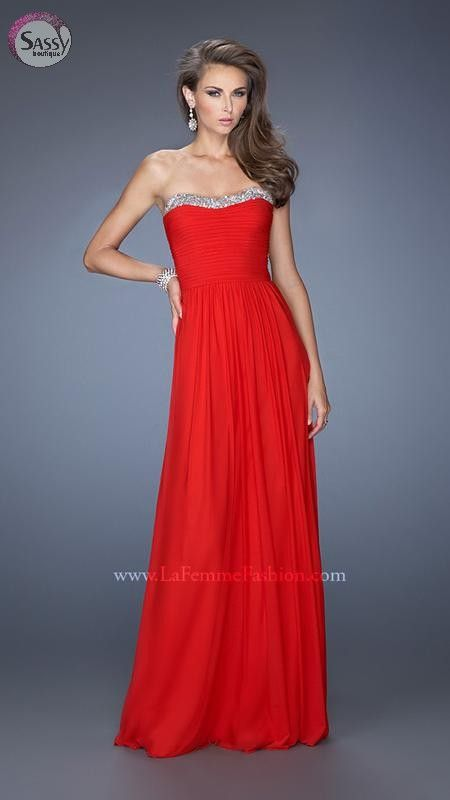 la femme evening dresses on sale