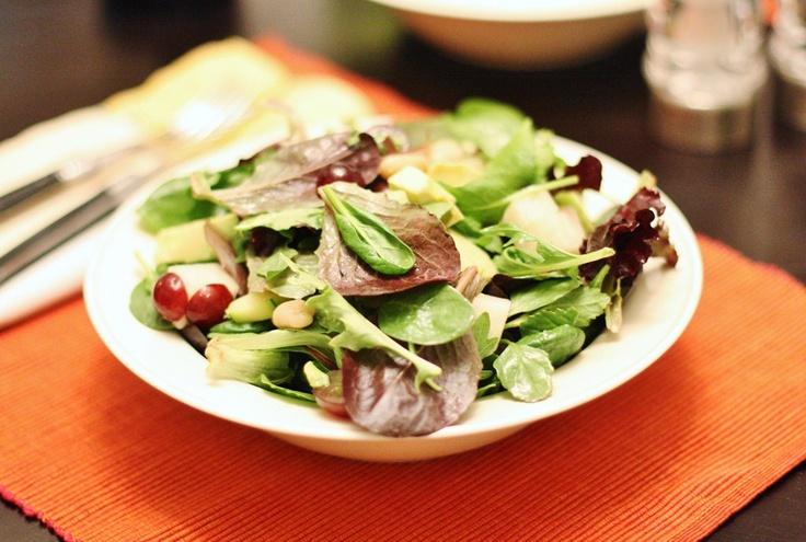 Avocado, Grape and Jicama Salad   Salads   Pinterest