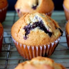To Die For Blueberry Muffins | Good Muffins | Pinterest