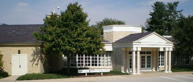 West Branch (IA) United States  City pictures : The Herbert Hoover Presidential Library in West Branch IA, where Rose ...