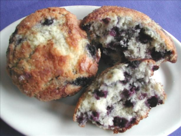 Big Blueberry Muffins Recipes — Dishmaps