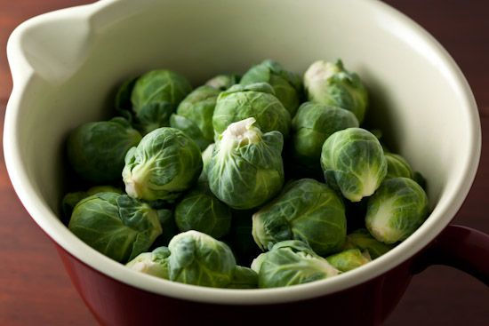 Shredded Brussels Sprouts,Bacon, Walnuts | Everyday food | Pinterest