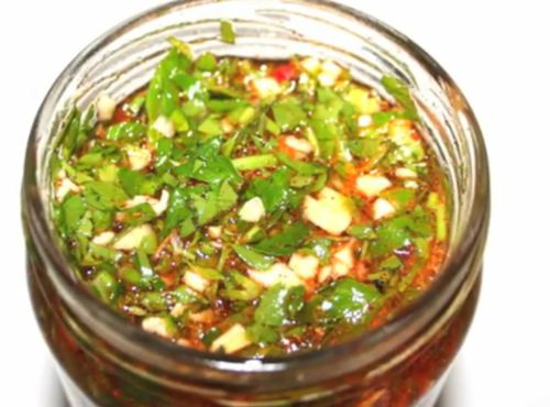 Chimichurri Sauce - Food Recipes. Posted on blog 7/28/13