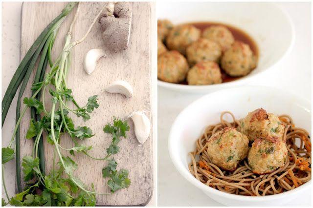 Jessica Alba's Turkey Meatballs Recipes — Dishmaps