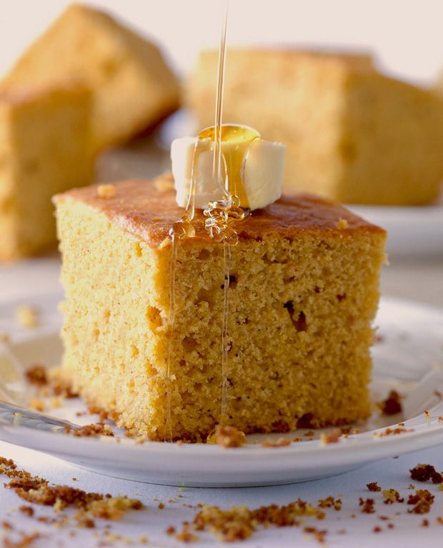 Pumpkin-Cornbread Recipe - RecipeChart.com #Bread #Christmas #Dessert ...