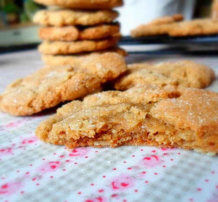 Biscoff Oatmeal Cookies via The English Kitchen