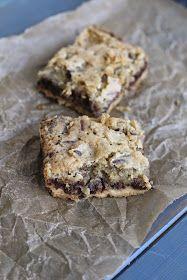 Doughvelopment: Derby Pie Bars | Sweet Treats | Pinterest