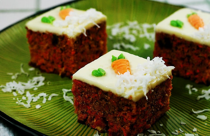 ... cream cheese tropical carrot cake with coconut cream cheese frosting