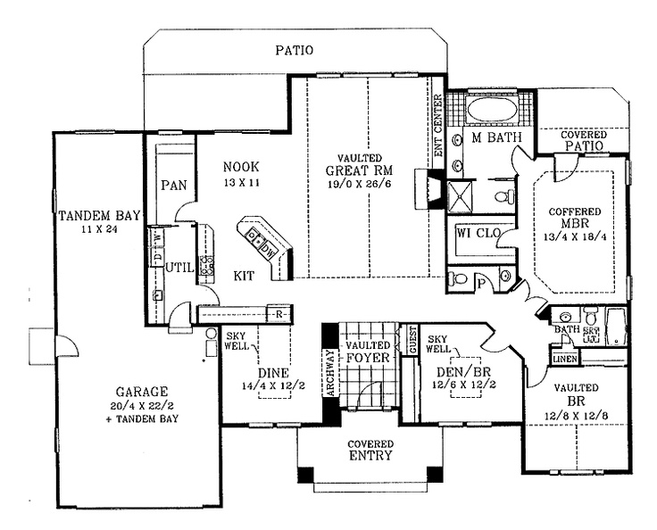 2300 Sq Ft Floorplans Pinterest