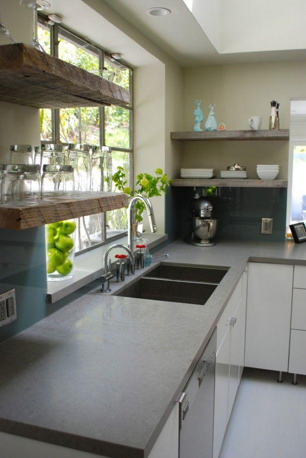 mooie keuken  Inspiratie  Pinterest
