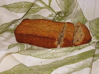 Applesauce Honey Nut Bread | Recipes | Pinterest