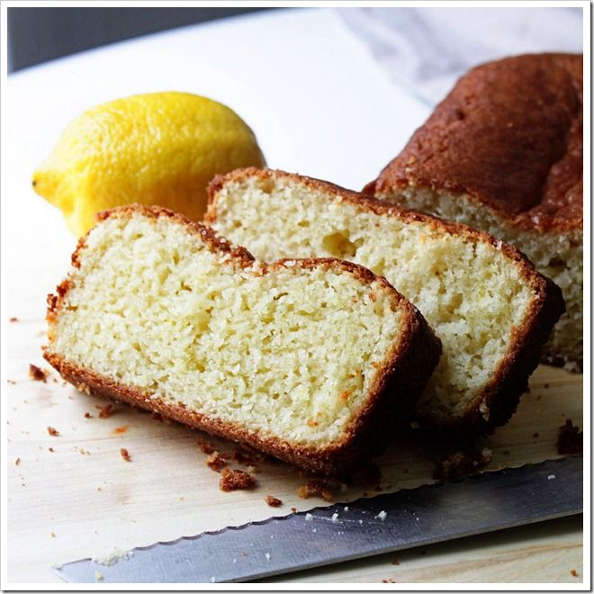 Two Tarts: Lemon Yogurt Cake | Yum!!! | Pinterest