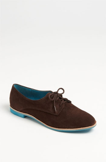 Dv by dolce vita mini suede lace up oxford available at nordstrom